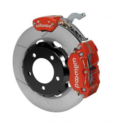Wilwood Brakes Dynapro Radial-MC4 Rear Parking Brake Kit 140-14640-R