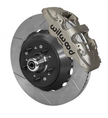 Wilwood Brakes AERO6 Big Brake Dynamic Front Brake Kit 140-14544-N