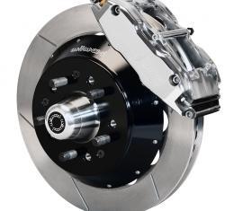 Wilwood Brakes Forged Narrow Superlite 6R Big Brake Front Brake Kit (Hub) 140-9802-P