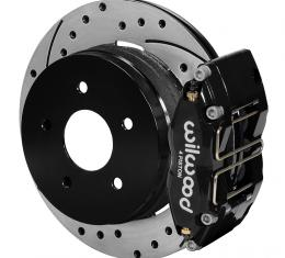 Wilwood Brakes 2004-2006 Pontiac GTO Dynapro Radial Rear Brake Kit For OE Parking Brake 140-8754-D