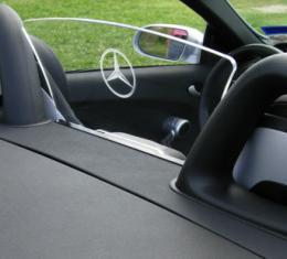 Windrestrictor for 2005-2011 Mercedes-Benz SLK R171 Convertible