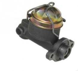 Full Size Chevy Brake Master Cylinder, With Manual Or Power Brakes, 1962-1966