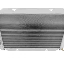 Champion Cooling 3 Row All Aluminum Radiator Made With Aircraft Grade Aluminum CC381