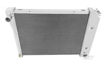 Champion Cooling 3 Row All Aluminum Radiator Made With Aircraft Grade Aluminum CC571