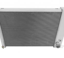 Champion Cooling 4 Row All Aluminum Radiator Made With Aircraft Grade Aluminum MC370