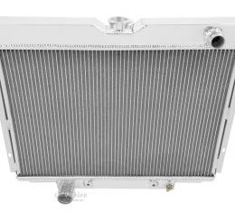 Champion Cooling 3 Row All Aluminum Radiator Made With Aircraft Grade Aluminum CC379
