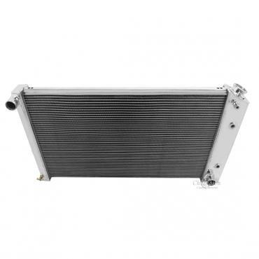 Champion Cooling 3 Row All Aluminum Radiator Made With Aircraft Grade Aluminum CC161