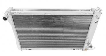 Champion Cooling 3 Row All Aluminum Radiator Made With Aircraft Grade Aluminum CC951