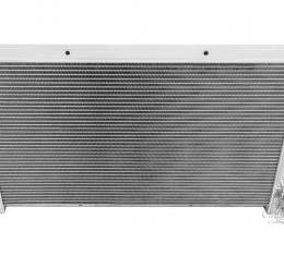 Champion Cooling 3 Row All Aluminum Radiator Made With Aircraft Grade Aluminum CC369