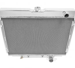 Champion Cooling 3 Row All Aluminum Radiator Made With Aircraft Grade Aluminum CC338