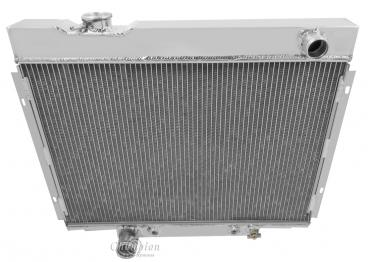 Champion Cooling 3 Row All Aluminum Radiator Made With Aircraft Grade Aluminum CC2379