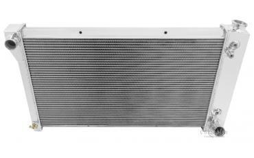 Champion Cooling 3 Row All Aluminum Radiator Made With Aircraft Grade Aluminum CC369