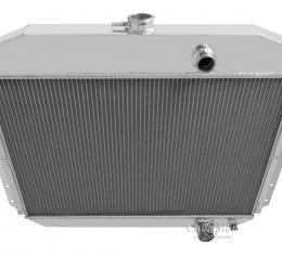 Champion Cooling 3 Row All Aluminum Radiator Made With Aircraft Grade Aluminum CC6164