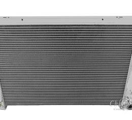 Champion Cooling 3 Row All Aluminum Radiator Made With Aircraft Grade Aluminum CC412