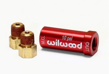Wilwood Brakes Residual Pressure Valve 260-13784