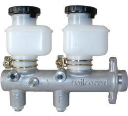 Wilwood Brakes Tandem Remote Master Cylinder 260-8794