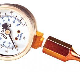 Wilwood Brakes Brake Pressure Gauge 260-0966