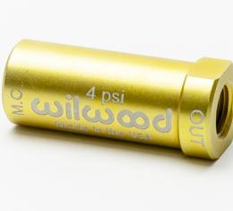 Wilwood Brakes Residual Pressure Valve 260-15365