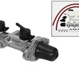 Wilwood Brakes Remote Tandem Master Cylinder 260-14244-P