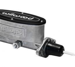Wilwood Brakes Aluminum Tandem Master Cylinder w/ Pushrod 260-13375
