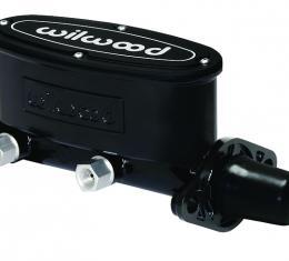 Wilwood Brakes Aluminum Tandem Master Cylinder 260-8555-BK