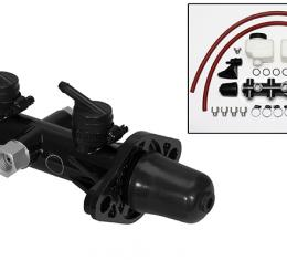 Wilwood Brakes Remote Tandem Master Cylinder 260-14243-BK