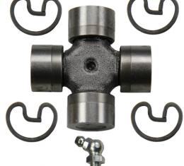 Moog Chassis 409, Universal Joint, OE Replacement, Premium
