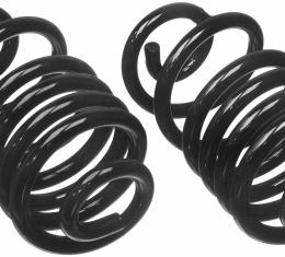 Moog Chassis CC501, Coil Spring, OE Replacement, Set of 2, Variable Rate Springs