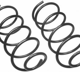 Moog Chassis 6197, Coil Spring, OE Replacement, Set of 2, Constant Rate Springs