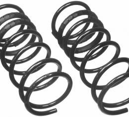 Moog Chassis CC772, Coil Spring, OE Replacement, Set of 2, Variable Rate Springs