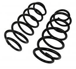 Moog Chassis 81530, Coil Spring, OE Replacement, Set of 2, Constant Rate Springs