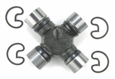 Moog Chassis 253, Universal Joint, OE Replacement, Non-Greasable, Super Strength