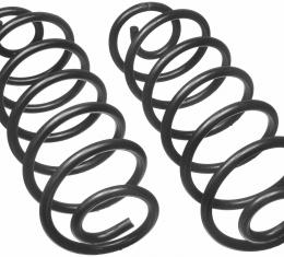 Moog Chassis 5245, Coil Spring, OE Replacement, Set of 2, Constant Rate Springs