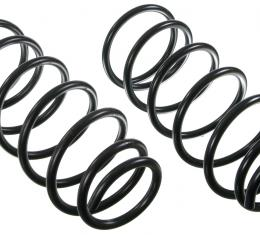 Moog Chassis 81099, Coil Spring, OE Replacement, Set of 2, Constant Rate Springs