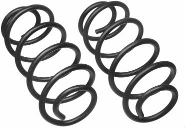 Moog Chassis 3229, Coil Spring, OE Replacement, Set of 2, Constant Rate Springs