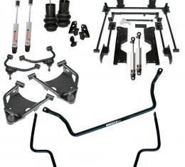 Ridetech Air Suspension System for 1988-1998 C1500 11370298