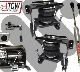 Ridetech LevelTow Kit for 1990-1996 F150 4WD and 1992-1998 F250 4WD Over 8500 GVWR 81224020