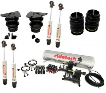 Ridetech Level 1 Air Suspension System for 1963-1972 C10 11330198