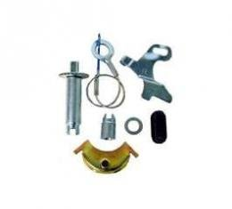 Brake Shoe Self Adjuster Repair Kit - Left - For 9 Brakes